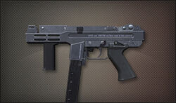 Weapon Pointman M4Spectre