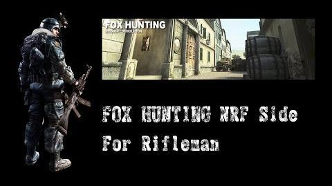 FOX HUNTING NRF Side Rifleman