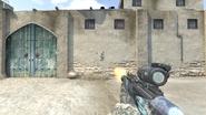 AK-107 Wolf firing