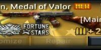Thompson, Medal of Valor