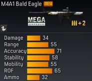M4a1baldeagle