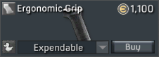 FAL Cannon Ergonomic Grip