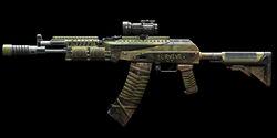 AK-107 Bis Death Valley