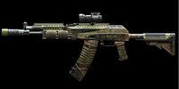 AK-107 Death Valley