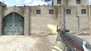 AK-47 Code Red firing