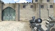 ASW 338 Betrayal bolt action