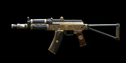 AKS-74U 8th Anniversary