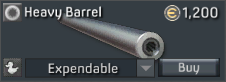 FAL Cannon Heavy Barrel
