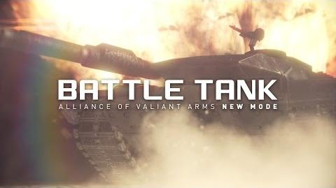 -NEW MODE- Battle Tank