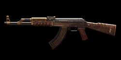 Wp Rif AK47 Luxury Ren