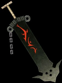 Xurxo's Sword