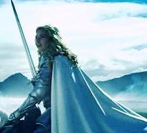 Ah allie & excalibur