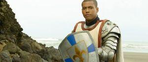Avalon high armored lance
