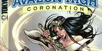 Avalon High: Coronation Vol. 3 - Hunter's Moon