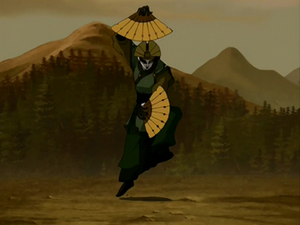 Kyoshi's fans