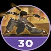 The Last Stand Badge 30