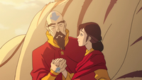 Tenzin and Pema