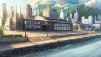 Future Industries factory