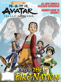 Enter The Fire Nation cover