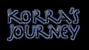 Korra's Journey logo