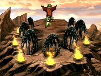 File:Toph as Melon Lord.png