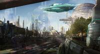 Future city final high resolution desktop 2048x1103 hd-wallpaper-571096