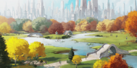 Avatar Korra Park