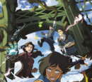 List of The Legend of Korra comics