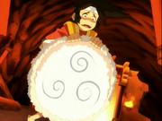 Aang's first nightmare