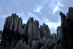 Rocks-not-tree-make-up-the-Stone-Forest-0