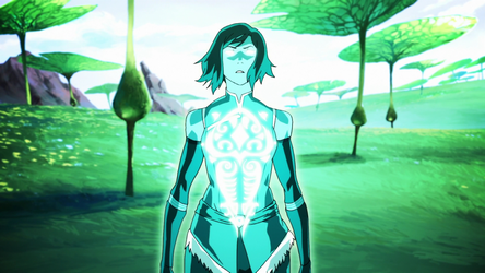 File:Raava and Korra reconnect.png