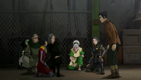 Bolin wants to save Zhu Li