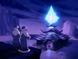 Water Tribe Avatar Temple