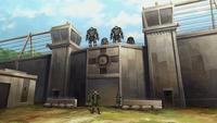 Earth Empire border