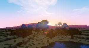Minecraft background