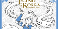 The Legend of Korra—Coloring Book