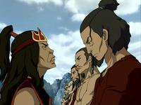 Hakoda and warden