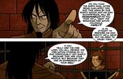 Ozai's advice to Zuko