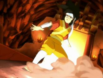 File:Aang as a ninja in his nightmare.png