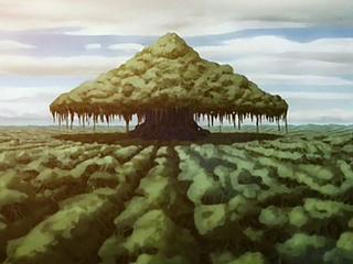 Banyan-grove tree