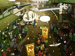 Spirits' Friendship Festival