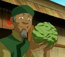 Comerciante de las coles