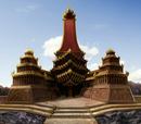 Fire Nation Royal Palace