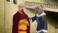 Tenzin and Kya