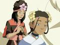 Lily and Katara.png