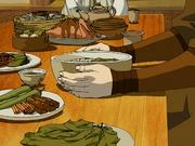 Earth Kingdom cuisine