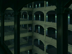 Inside Wan Shi Tong's Library