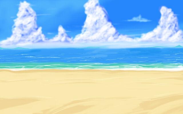 File:Uncharted Island Beach.jpg