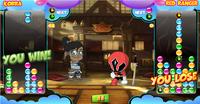 Korra defeats Red Ranger