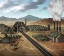 Earth Empire factory